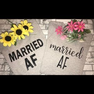 Getting Married?! T-shirt's